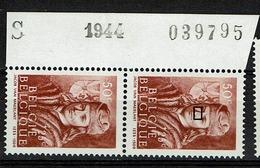 663  **  Paire Bdf  S  1944  039795  Point Nez