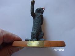 """Chat En Résine """"Jeu De Plein Air"""" - Cats"""