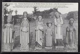 CPA 22 - Notre-Dame-du-Haut, Les Saints Guérisseurs Près Moncontour - Frankreich