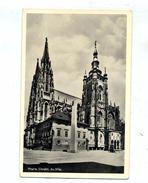Carte Vue Eglise Prague Cachet Uzzhorod  Sur Cyril