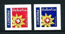 Suiza  Nº Yvert  1743/4  En Nuevo
