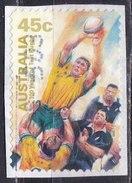 Australia, 1999 - 45c Kicking Ball - Nr.1763 Usato°