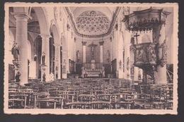 ETIKHOVE  Binnenzicht Der Kerk - Maarkedal