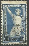 France - 1924 Olympic Games 50c Used   Sc 201