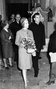 Postcard / ROYALTY / Belgium / Belgique / Reine Fabiola / Koningin Fabiola / Tourinnes-la-Grosse / Deurne / 1968 - Bevekom