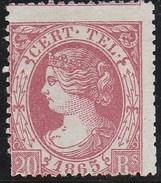 ESPAGNE 1865 - Télégraphe (Telegrafos) N° 12 - Neuf Sans Gomme - Telegrafi