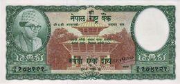MINT NEPAL RUPEES-100 BANKNOTE KING MAHENDRA 1961 PICK-15 UNCIRCULATED UNC - Nepal