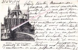 MONS - Eglise Sainte Waudru