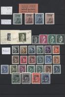 Tschechoslowakei: 1945, Umfangreiche, Meist Ungebrauchte/postfrische Sammlung Der Lokalausgaben Von Banská Bytric