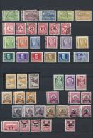 Ungarn: 1919/1944, Saubere, Teils In Beiden Erhaltungen Geführte Sammlung Auf Stecktafeln, Sauber Sortiert Mit Etli
