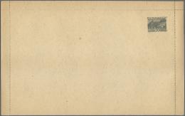 Österreich - Privatganzsachen: 1932 (ca.), Bestand Von 37 Großformatigen Kartenbriefen (ca. 210 X 130 Mm) Mit