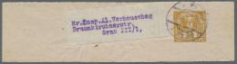 Österreich - Privatganzsachen: 1903/1930 (ca.), Bestand Mit Ca. 55 Meist Gebrauchten Privatganzsachen Dabei Umschl&