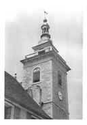 39 - Salins-les-Bains - Ancien Clocher De L'Eglise St-Jean Baptiste - France