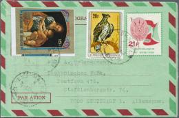 Burundi: 1981/1995, Burundi/Ruanda, Accumulation Of Apprx. 320 Commercial (mainly Airmail) Covers (Burundi 140, Ruanda 1