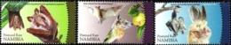 NAMIBIA 2012 Bats, Fauna MNH