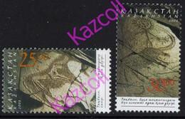 Kazakhstan 2003. Archeology.Tamgaly.