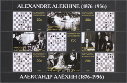 Thematik: Spiele-Schach / Games-chess: 1950/2013 (ca.), Comprehensive And All-embracing Thematic Collection On Apprx. 31