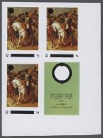 Thematik: Napoleon: 1969, Ruanda Kompl. Satz '200. Geburtstag Von Napoleon I.' Mit Verschiedenen Gemälden Von David