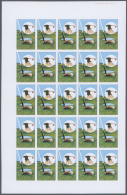 Thematik: Sport-Golf / Sport-golf: 1980, Morocco. Progressive Proofs Set Of Sheets For The Issue INTL. GOLF GRAND PRIX F