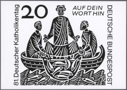 """Thematik: Religion / Religion: 1966, Bundesrepublik Deutschland, """"81. Deutscher Katholikentag"""" Und """"Kardinal Graf Galen"""""""