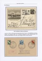 Thematik: Leuchttürme / Lighthouses: 1940 - 2010 (ca.), Umfangreiche 7bändige Sammlung Zum Themen Mit Einer Se