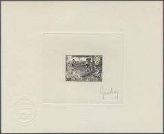 Thematik: Mineralien / Minerals: 1907/1999, Nice Thematic Assortment, Comprising E.g. 6 Epreuve De Luxe New Caledonia/Af
