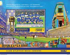 Armenia MNH** 2016 Sport Intercontinental Football Cup Boca Juniors Copa NEW - Arménie