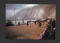 NIGER - MOPTI - AFRIQUE - VENT DE SABLE SUR LE NIGER - PHOTO SOPHIE - Niger