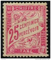 France Taxe (1893) N 32 * (charniere)