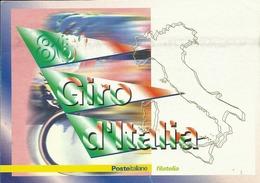 Italia 2003, 86° Giro D´Italia (o), Cartolina Viaggiata Dal Giro