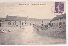 MEREVILLE/91/La Ferme De Mennessard/ Réf:C5123 - Autres Communes