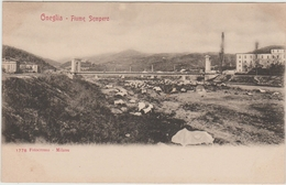 ONEGLIA (LIGURIA) - FIUME SEMPERO - Italy