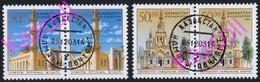 Kazakhstan 2003. Church And Mosque.