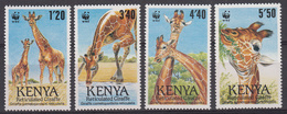 WWF - Domfil - 1989 - KENYA - Nr 084 - MNH** - W.W.F.