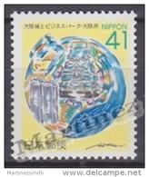 Japan - Japon 1992 Yvert 2003, Regional Stamp, Osaka - MNH