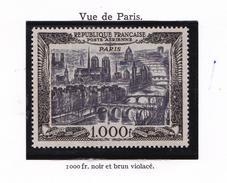 FRANCE 1950 VILLE DE PARIS PA 29 MNH **