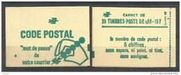 FR 1970-C1  Conf 6 **  (MNH) - Carnets