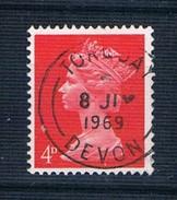 1967 - 69 4d SG 733 - Machins