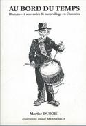 Publicité   Au Bord Du Temps Illustrateur Daniel MENNEBEUF Chalon - Publicité