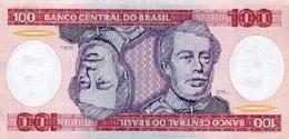 Brasil 1984, 100 Cruzeiros (UNC) - CF2011 - Brasil