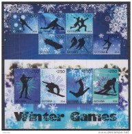 R16 Guyana - MNH - Sports - Winter - 2014