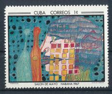 1. Hundertwasser  Briefmarke 1967 - Postfrisch - RRR!!! - Art