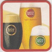 PORTUGAL SUPER BOCK BEER  -  ADVERTISING - BEER MATS BIER BIRRA - Sous-bocks