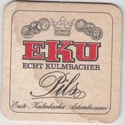 EKU  BEER  -  ADVERTISING - BEER MATS BIER BIRRA - Sous-bocks