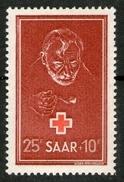 !!! SARRE ( SAAR ) CROIX ROUGE N°271 NEUF ** - 1947-56 Protectorate