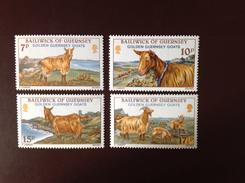 Guernsey 1980 Golden Goat MNH