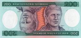 Brasil 1984, 200 Cruzeiros (UNC) - CF2117 - Brasil