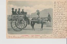 Palermo - Carro Siciliano - Palermo