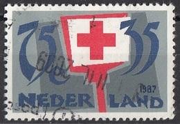 B631 Olanda 1987 Croce Rossa Red - Cross Paesi Bassi Netherlands