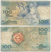 Portugal 100 Escudos 12-02-1987 Pick 179.b.7 Ref 640 - Portugal